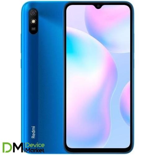 Смартфон Xiaomi Redmi 9A 4/64GB Blue