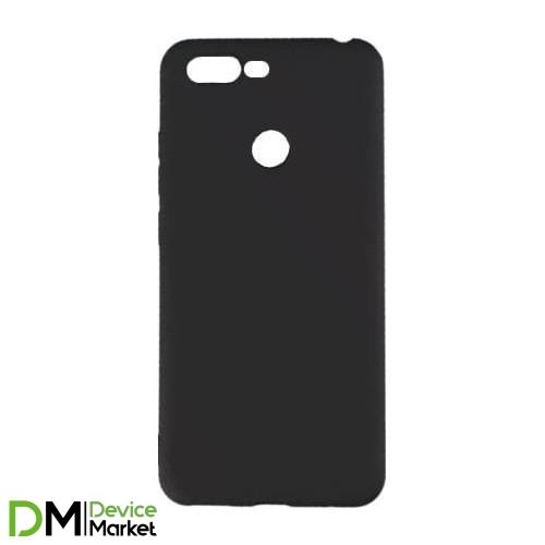 Чехол силиконовый для Lenovo S5 Black