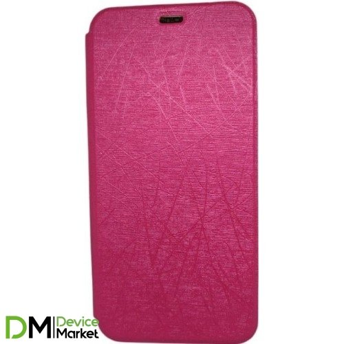 Чехол-книжка для Lenovo K5 Play Pink