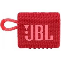 Колонка JBL GO 3 Red (JBLGO3RED)