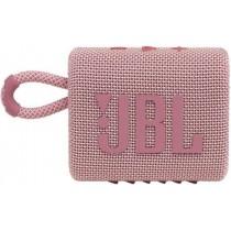 Колонка JBL GO 3 Pink (JBLGO3PINK)