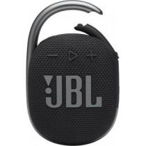 Колонка JBL Clip 4 Black (JBLCLIP4BLK)