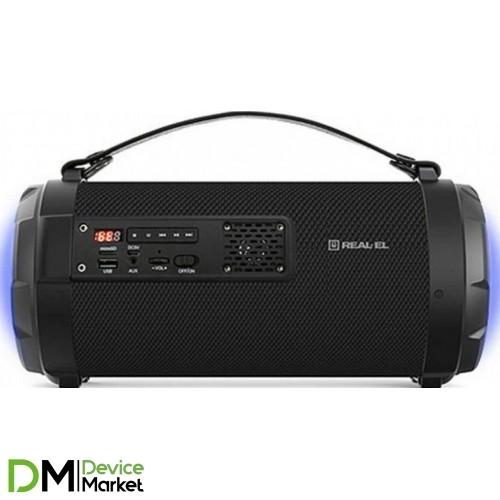 Акустическая система REAL-EL X-720 Black