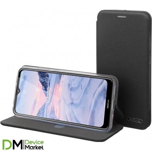 Чехол-книжка Becover для Nokia 2.4 Black