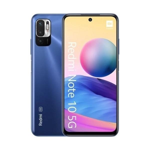 Смартфон Xiaomi Redmi Note 10 5G 4/64GB Nighttime Blue Global (Код тов
