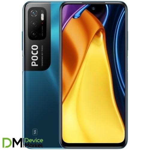 Смартфон Xiaomi Poco M3 Pro 5G 6/128GB Color Blue Global