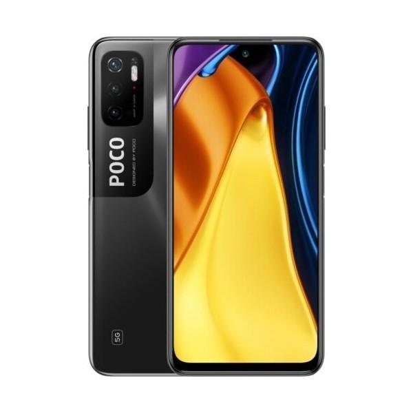 Смартфон Xiaomi Poco M3 Pro 5G 6/128GB Power Black Global (Код товара: