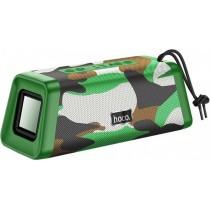 Колонка Bluetooth HOCO BS35 Camouflage Green