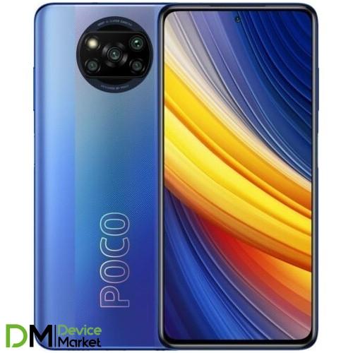 Смартфон Xiaomi Poco X3 Pro 6/128Gb Frost Blue Global