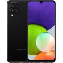 Смартфон Samsung Galaxy A22 4/64GB Black (SM-A225FZKDSEK) UA