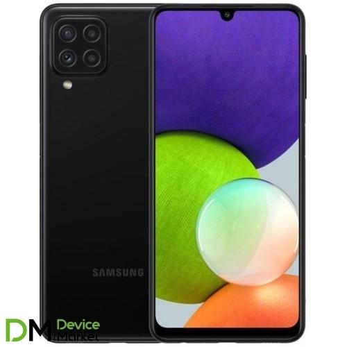 Смартфон Samsung Galaxy A22 4/128GB Black (SM-A225FZKGSEK) UA