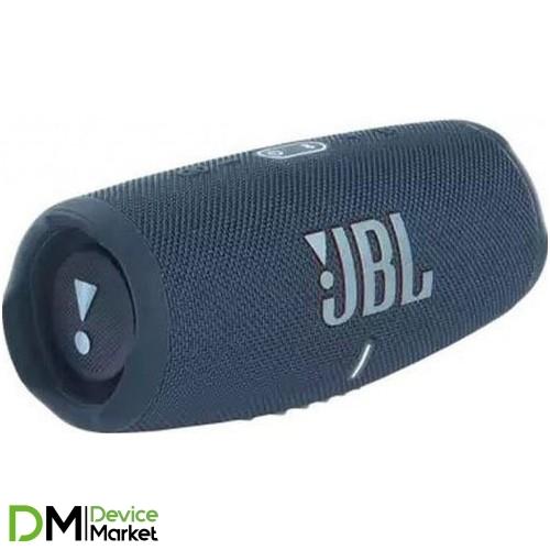 Колонка JBL Charge 5 Blue (JBLCHARGE5BLU)