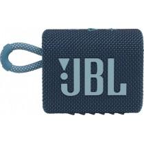 Колонка JBL GO 3 Blue (JBLGO3BLU)