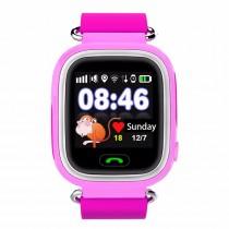 Smart Baby Watch Q90 Pink
