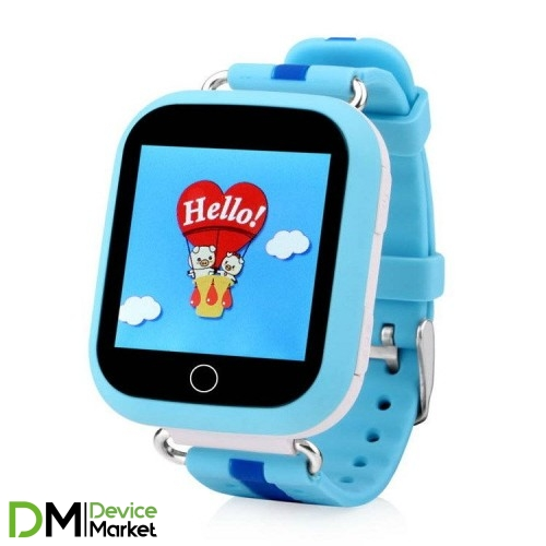 SMART BABY WATCH Q100S (Q101) Blue
