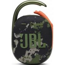 Колонка JBL Clip 4 Squad (JBLCLIP4SQUAD)