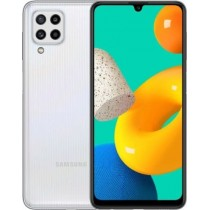 Смартфон Samsung Galaxy M32 6/128Gb White (SM-M325FZWGSEK) UA