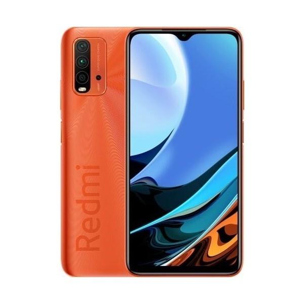 Смартфон Xiaomi Redmi 9T 4/128GB NFC Sunrise Orange Global (Код товара