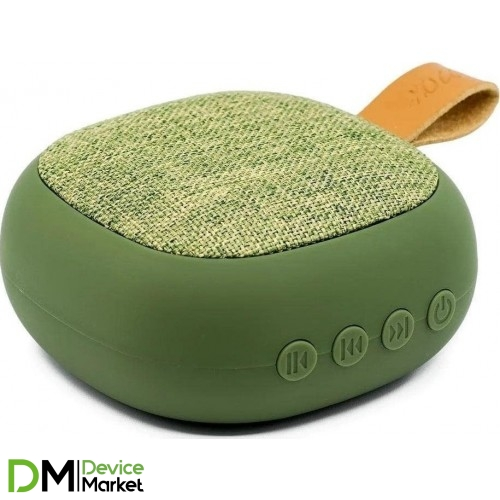 Колонка Bluetooth HOCO BS31 Green
