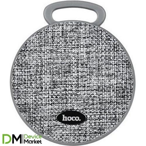 Колонка HOCO BS7 Mobu Grey