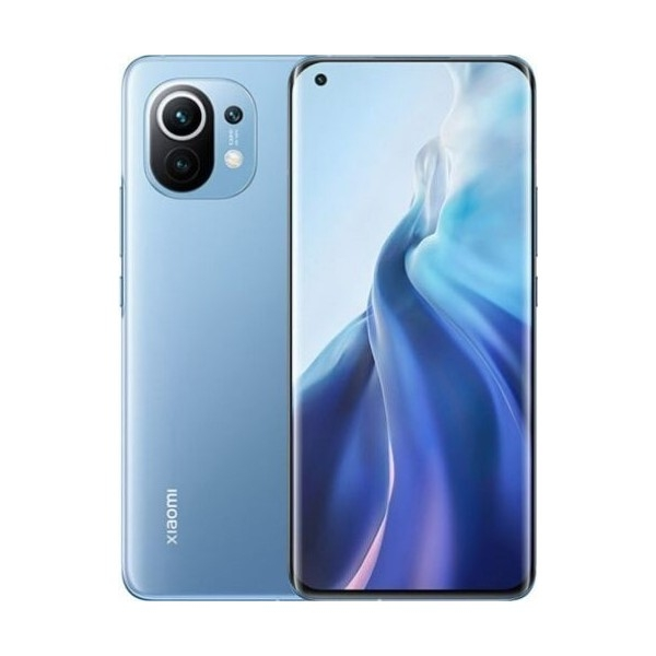 Смартфон Xiaomi Mi 11 8/128GB Horizon Blue Global (Код товара:18187)