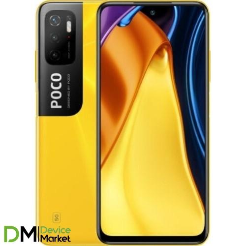 Смартфон Xiaomi Poco M3 Pro 5G 4/64GB Yellow Global