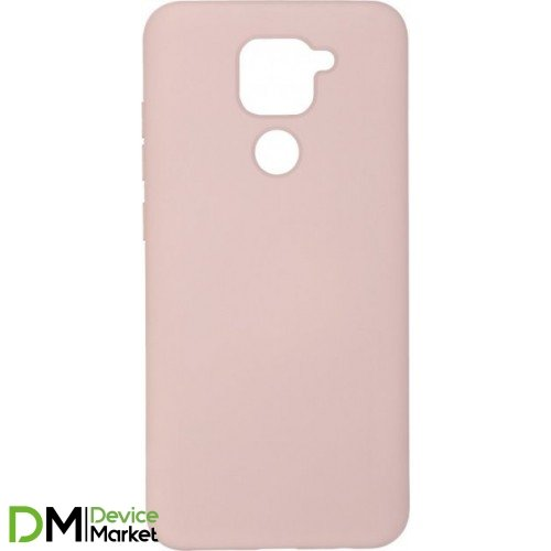 Панель ArmorStandart Icon Case для Xiaomi Redmi Note 9 Pink Sand