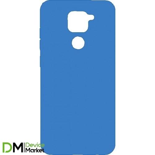 Панель ArmorStandart Icon Case для Xiaomi Redmi Note 9 Light Blue