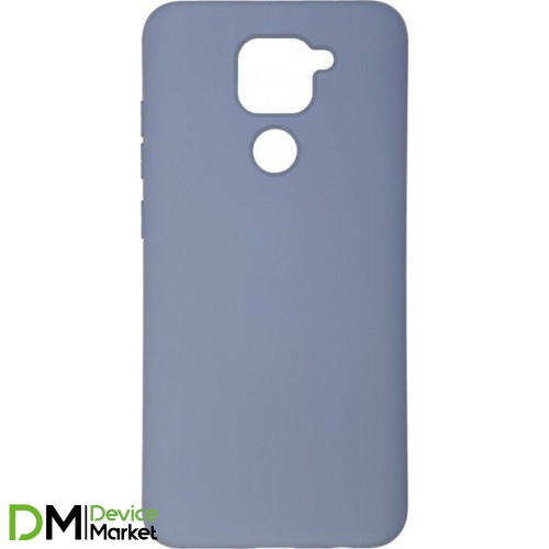 Панель ArmorStandart Icon Case для Xiaomi Redmi Note 9 Blue