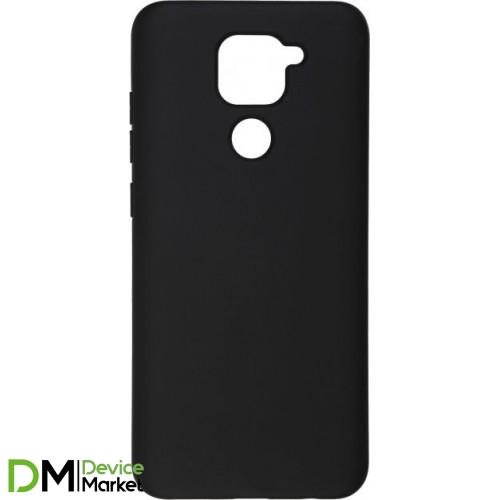 Панель ArmorStandart Icon Case для Xiaomi Redmi Note 9 Black