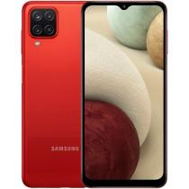 Смартфон Samsung Galaxy A12 2021 4/64Gb Red (SM-A127FZRVSEK) UA