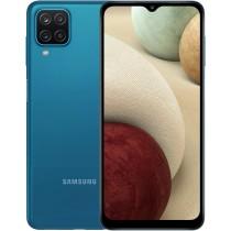Смартфон Samsung Galaxy A12 2021 4/64Gb Blue (SM-A127FZBVSEK) UA