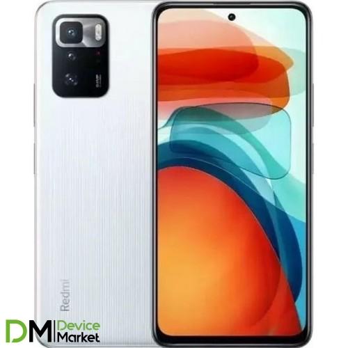 Смартфон Xiaomi Redmi Note 10 Pro 5G 6/128GB White