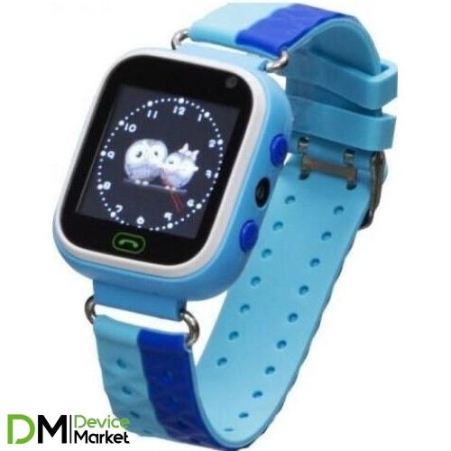 Смарт-часы Smart Baby Watch GM7S Blue