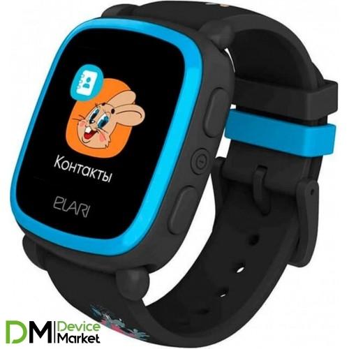 Смарт-часы Elari KidPhone KP-NP-BP Black