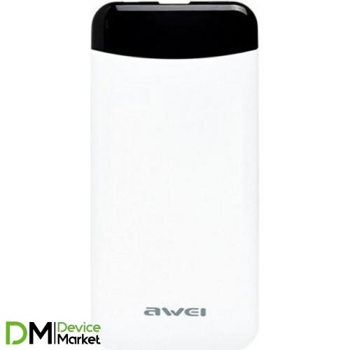 PowerBank Awei P68K 10000mAh White