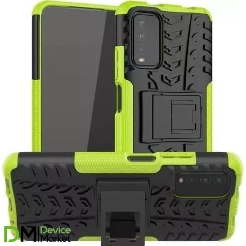 Чехол Nevelly Case для Poco M3 Green