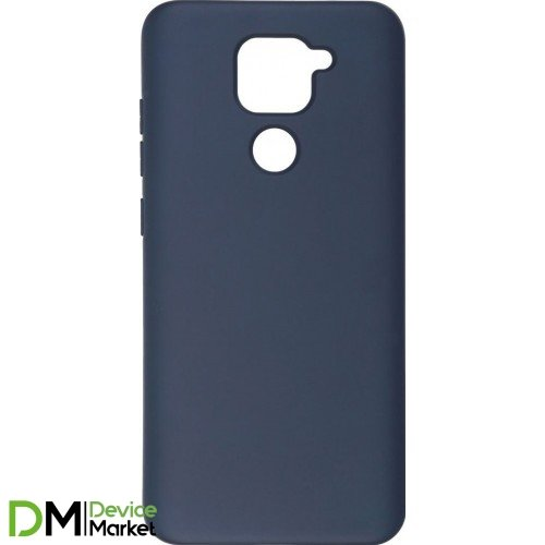 Панель ArmorStandart Icon Case для Xiaomi Redmi Note 9 Dark Blue