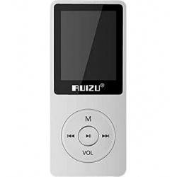 Mp3 Ruizu X02 8GB White
