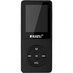 Mp3 Ruizu X02 4GB Black