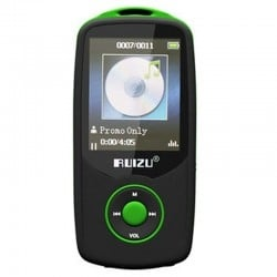 MP3 Ruizu X06 8GB Green