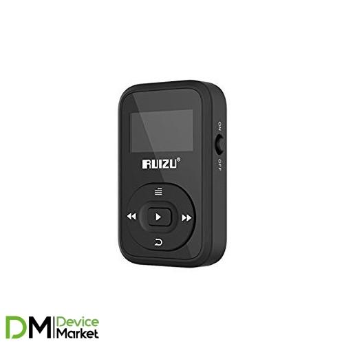 MP3 Ruizu X26 8GB Black