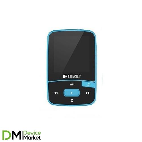 RUIZU X50 8GB Blue