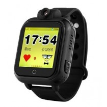 Smart Baby Watch Q200 Black