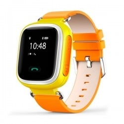 Smart Baby Watch Q80 Orange