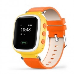 Smart Baby Watch Q60 Orange