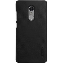 Чехол NILLKIN Xiaomi Redmi Note 4X - Frosted Shield (Black)