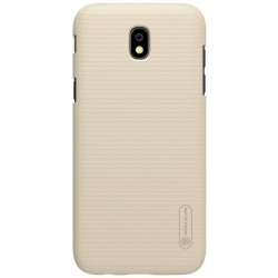 Чехол Nillkin Samsung J7 2017 J730 - Frosted Shield Gold