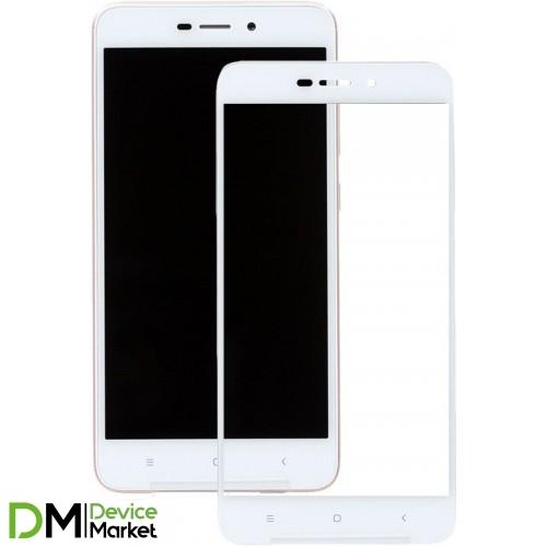 Защитное стекло 3D Xiaomi Redmi 4A White