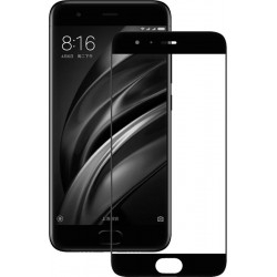 Защитное стекло Full Cover Xiaomi Mi6 Blacк